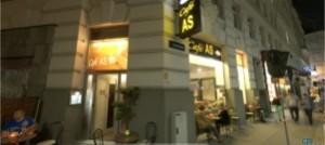 Cafe AS , Fleischmarkt 1010 Wien