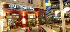 Cafe-Restaurant Gutenberg, 1010 Wien