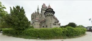 Burg Kreuzenstein - Weinviertel 360°