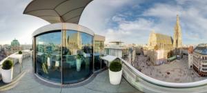 Stephansplatz - Ansicht vom Haas-Haus, 1010 Wien